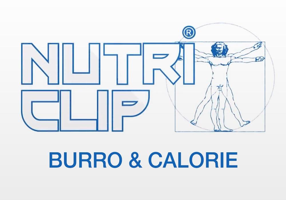 Nutri Clip - Burro e calorie