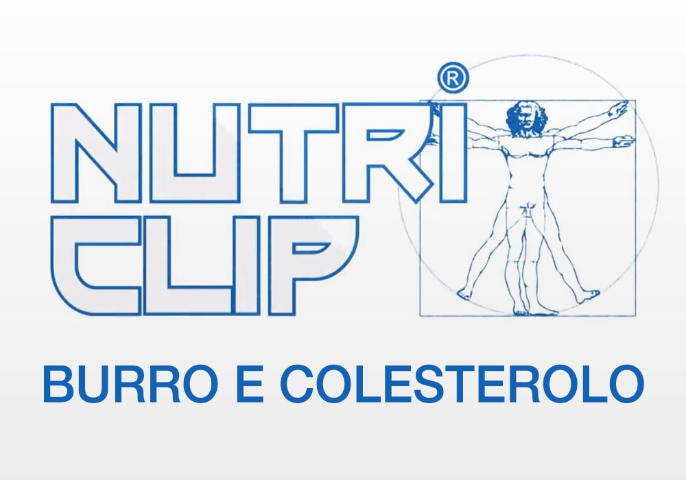 Nutri Clip - Burro e colesterolo