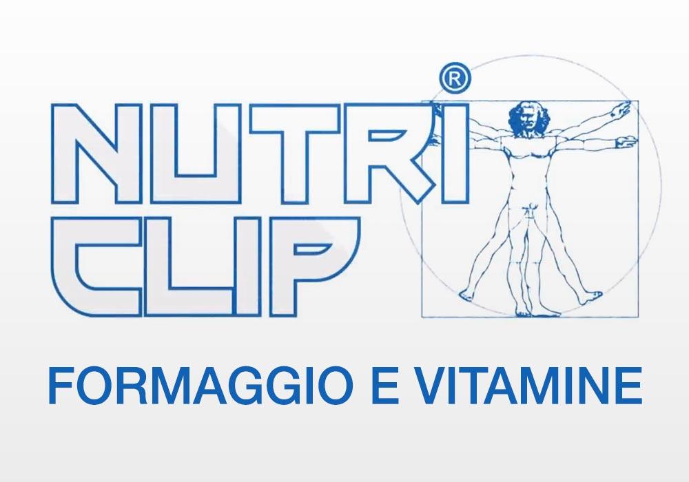 Nutri Clip - Formaggio e vitamine