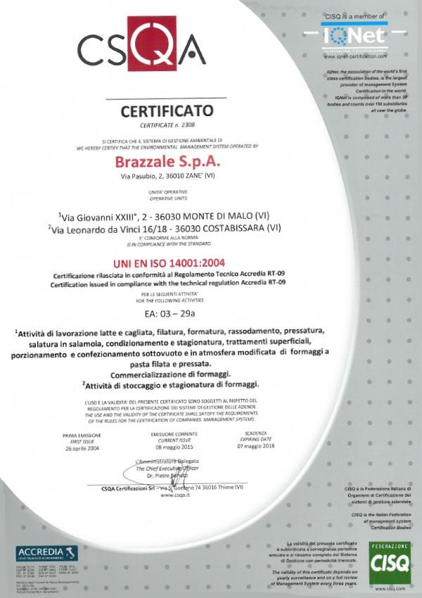 certificato-brazzale-csqa-14001-MMalo-07-05-18
