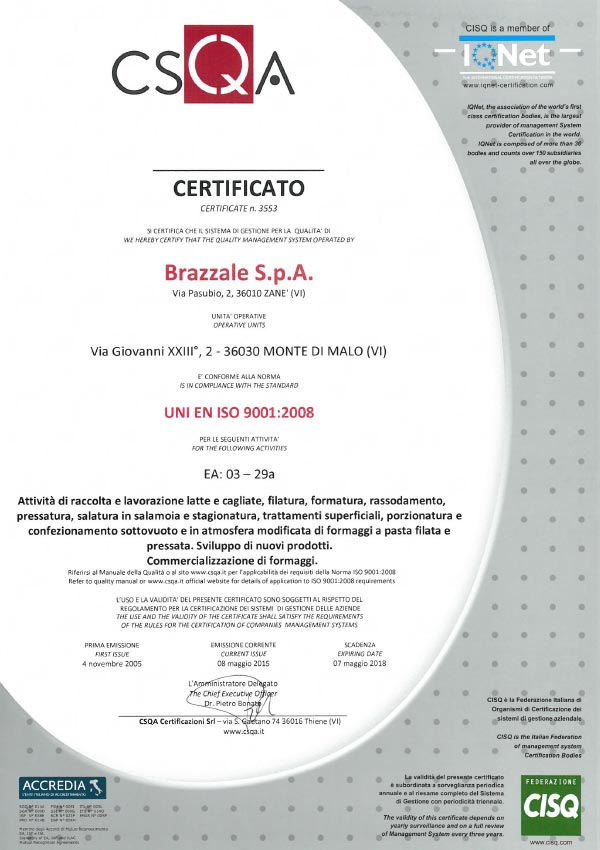 certificato-brazzale-csqa-9001-MMalo-07-05-18