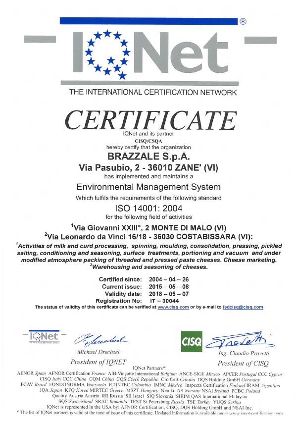 certificato-brazzale-iqnet-14001-MMalo-07-05-18