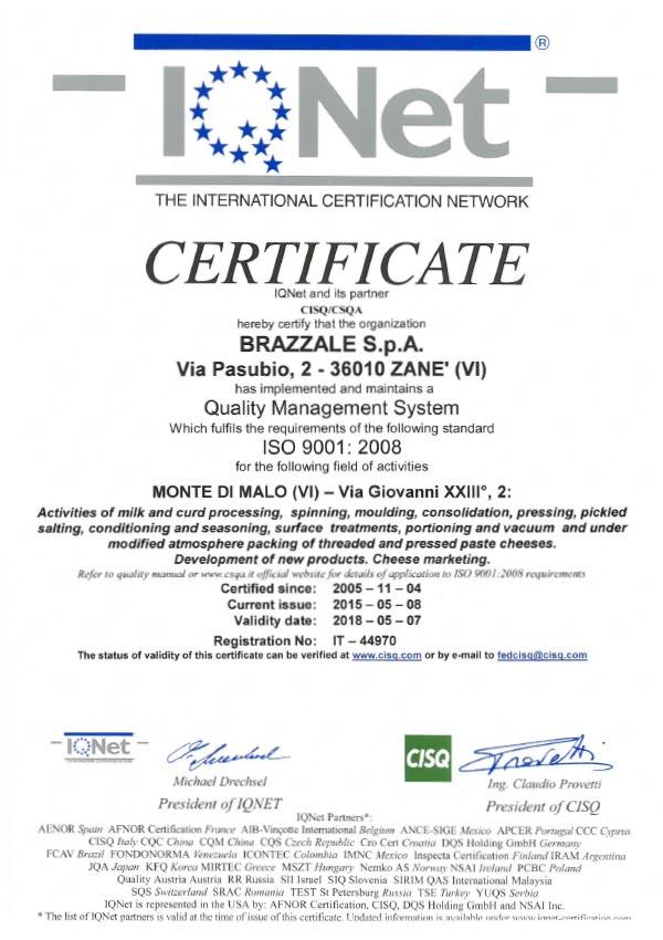 certificato-brazzale-iqnet-9001-MMalo-07-05-18