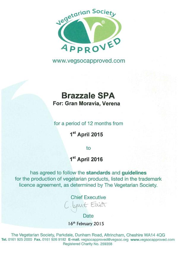 certificato-brazzale-vegetarian_moravia-2015