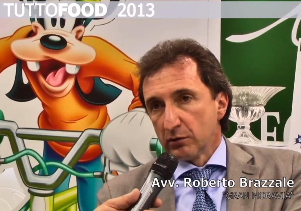 Gran Moravia a Tutto Food 2013 - Intervista a Roberto Brazzale