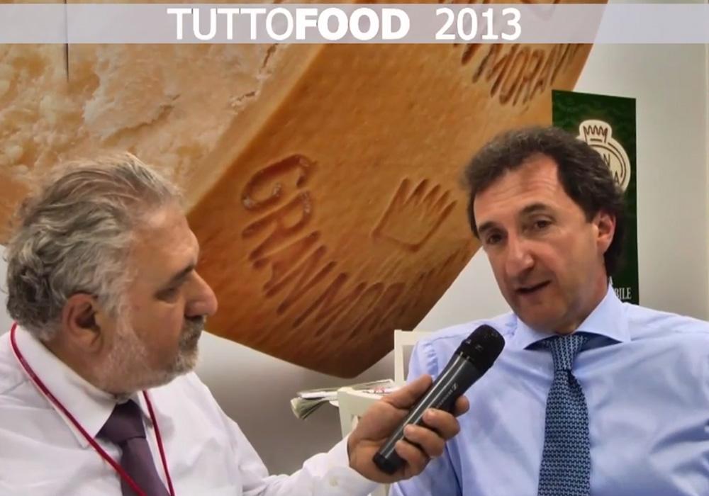 Gran Moravia, Roberto Brazzale testimonia la gran qualità del suo formaggio non DOP