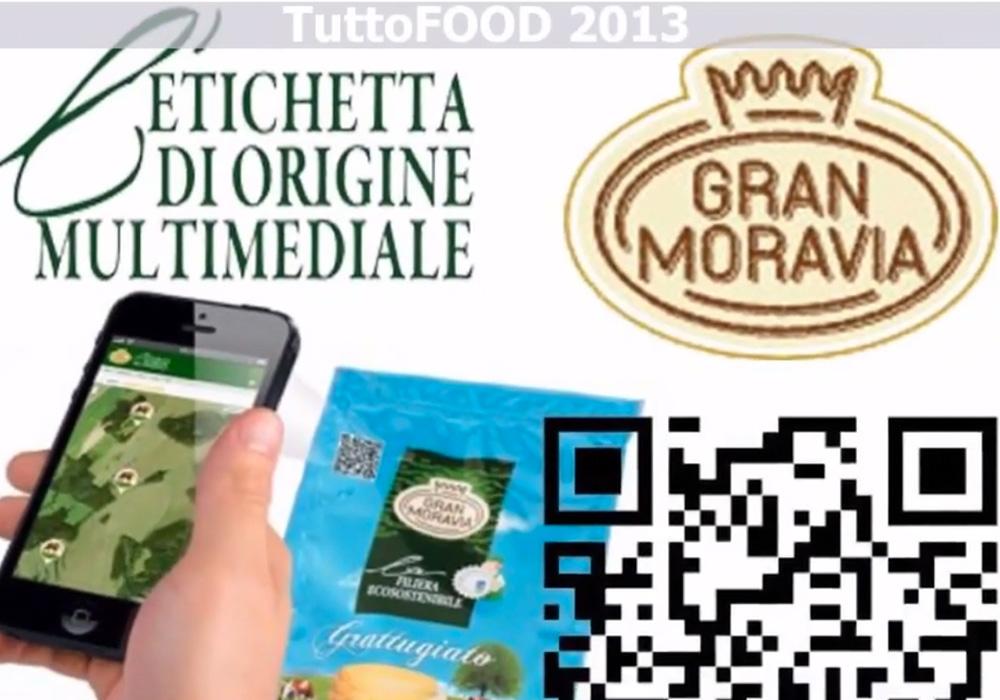 Casari 2.0, QR Code e Nutri Clip a Tuttofood 2013