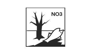 basso carico di nitrati / low nitrates