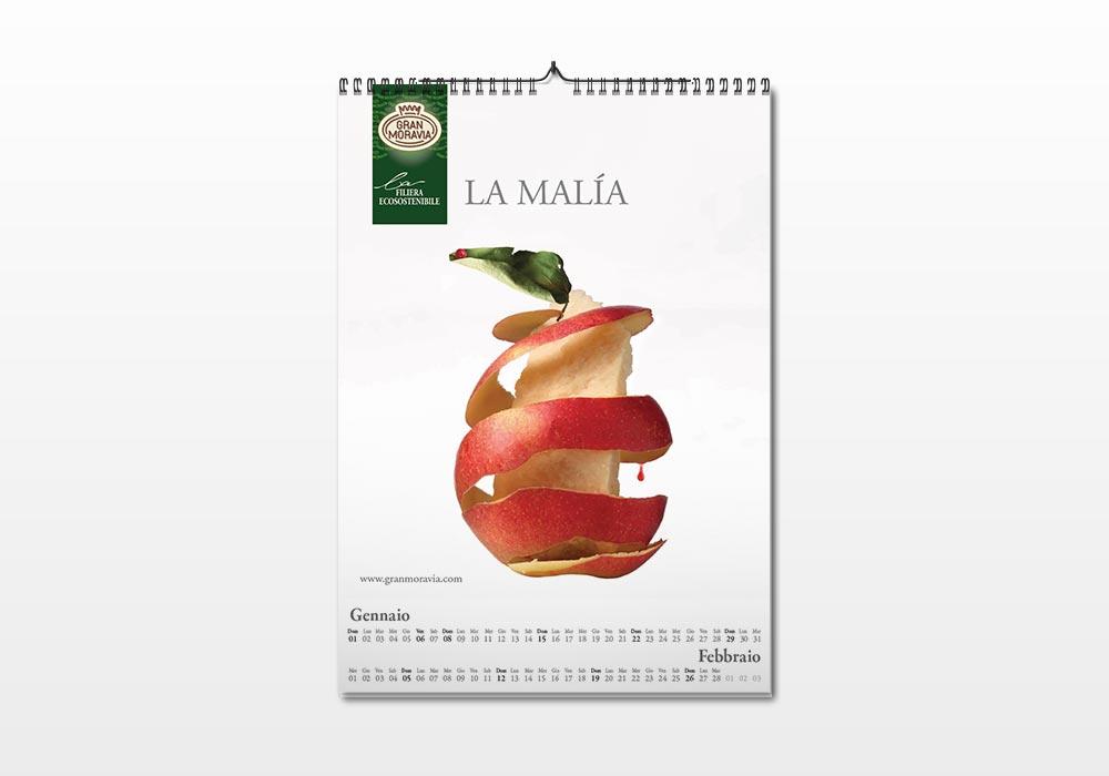 Calendario Brazzale 2017