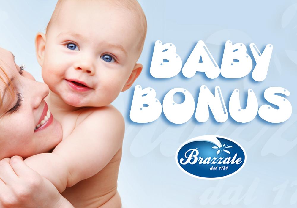 Bonus maternità Brazzale