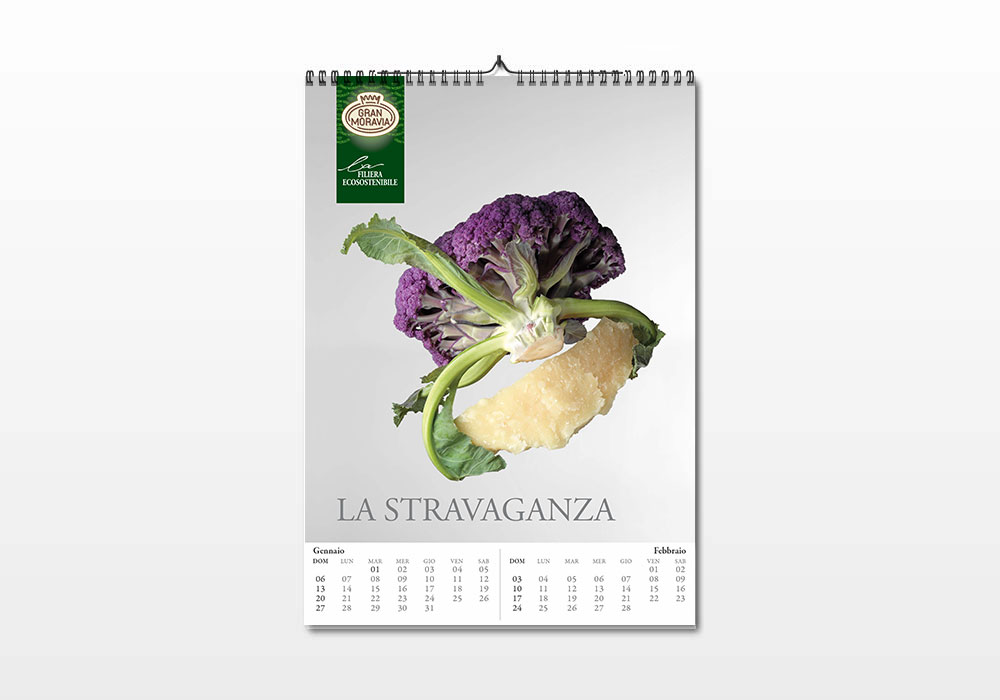 Calendario Gran moravia 2019